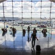 Les aéroports de Paris contrôlent les départs hors UE