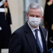 Les restaurateurs ouvrant malgré l'interdiction seront privés du fonds de solidarité pendant un mois, annonce Bruno Le Maire