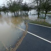 Inondations dans le Sud-Ouest : de nombreuses routes coupées