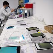 Taxe sur les téléphones reconditionnés: les professionnels fustigent les «paradoxes» du gouvernement