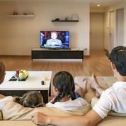 Les Français friands de télévision en janvier, et surtout d'information