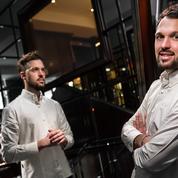 Quentin Lechat, nouveau chef pâtissier du Royal Monceau