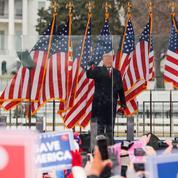 Trump accusé de «trahison» sans précédent par les procureurs démocrates