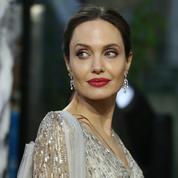 Angelina Jolie se sépare d'un tableau rare de Winston Churchill peint pendant la guerre