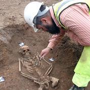 Une exceptionnelle nécropole de l'Antiquité tardive découverte à Cambridge