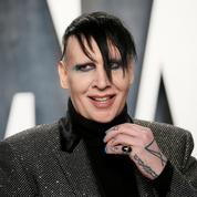 Accusé plusieurs de viols, le chanteur Marilyn Manson parle de relations «consenties»
