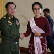 Min Aung Hlaing, le discret général qui a piétiné le «printemps birman»