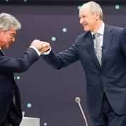 Roland Busch succède officiellement à Joe Kaeser à la tête de Siemens