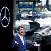 Automobile : Daimler veut se renommer Mercedes-Benz, du nom de sa marque phare