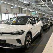 Le marché automobile allemand rechute de plus de 30% en janvier