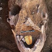 Des momies à la langue en or vieilles de 2000 ans découvertes en Égypte