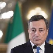 Italie : Draghi consulte pour trouver une majorité au parlement