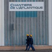 L'ex-patron de Bricorama prêt à prendre une «participation importante» dans les Chantiers de l'Atlantique