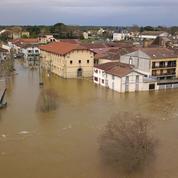 Inondations dans le Sud-Ouest : décrues amorcées, le Lot-et-Garonne reste en rouge