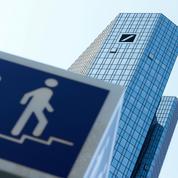 Deutsche Bank dégage en 2020 son premier bénéfice net en six ans