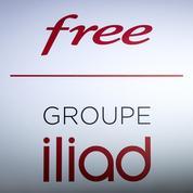 Iliad, maison mère de Free, emprunte 1,3 milliard d'euros