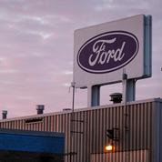 Faute de pièces, Ford réduit la production de son pickup F-150