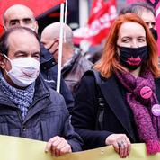Des manifestations partout en France pour l'emploi et la défense des services publics