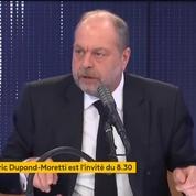 Dupond-Moretti accuse Mélenchon de «faire en sorte que les gamins aient envie d'aller chez les islamistes»