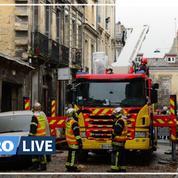 Explosion à Bordeaux : la femme disparue retrouvée morte, son compagnon toujours hospitalisé