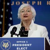 États-Unis : la secrétaire au Trésor s'inquiète d'une «stagnation» du marché de l'emploi