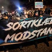 Covid-19 : au Danemark, plusieurs centaines d'opposants dans la rue contre les restrictions