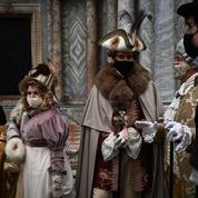 Le Carnaval de Venise sans touristes, mais avec toujours autant de magie