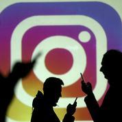Des utilisateurs d'Instagram pollués par des messages pornographiques