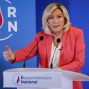 Face-à-face attendu entre Darmanin et Le Pen jeudi sur France 2