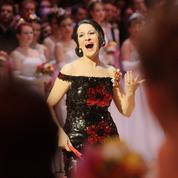 Angela Gheorghiu donne un concert caritatif pour les musiciens du Metropolitan Opera