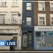 La maison la plus étroite de Londres est à vendre
