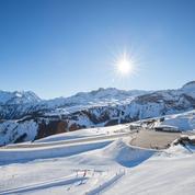 Ski : faute de remontées mécaniques, Courchevel ouvre une piste accessible en voiture