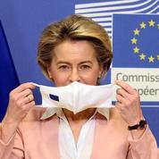 Covid: Von der Leyen appelle l'UE à partager ses vaccins avec Kiev
