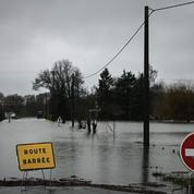 Inondations sur la Charente : une lente décrue s'amorce