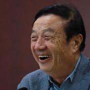 Le patron de Huawei attend une «ouverture» de l'administration Biden