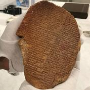 Une tablette akkadienne au cœur d'une affaire entre Christie's et le Musée de la Bible de Washington