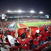 Forte chute de l'audience télévisée du Super Bowl