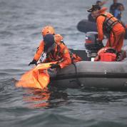 Accident de Boeing en Indonésie : les automanettes montraient une «anomalie»