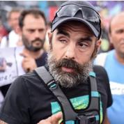 «Gilets jaunes» : deux policiers mis en examen pour violences, dont l'éborgnement de Jérôme Rodrigues