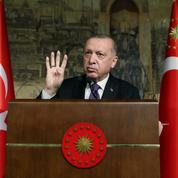 Erdogan veut faire de la Turquie une puissance spatiale
