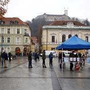La Slovénie, confinée depuis octobre, assouplit les restrictions sanitaires