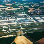Le nouveau terminal de Roissy enterré