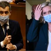 Darmanin et Le Pen vont débattre ce jeudi soir sur France 2