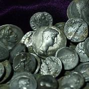 Un trésor monétaire romain du Ier siècle av. J.-C. de 651 pièces découvert en Turquie