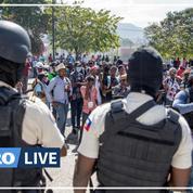 Haïti: la police disperse une manifestation d'opposants au président