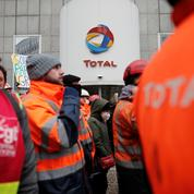 Total : fin de la grève à la raffinerie de Grandpuits