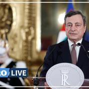 Italie : Mario Draghi accepte officiellement de devenir premier ministre