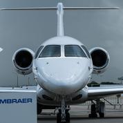 Brésil : chute de 35% des livraisons d'avions d'Embraer en 2020