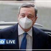 Italie : Mario Draghi a prêté serment pour prendre la tête du gouvernement