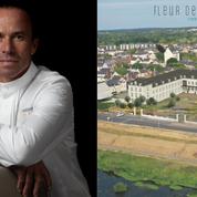 Le chef étoilé Christophe Hay dévoile son projet d'hôtel de luxe et restaurant gastronomique à Blois